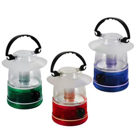 מנורות קמפינג קטנות